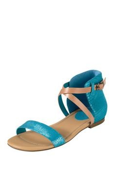 Cole Haan Air Catalina Flat Sandal by Last Call on @HauteLook