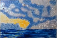 Love Art, Original Art, Campaign, Content, Medium, Painting, Heavens, Card Stock, Art