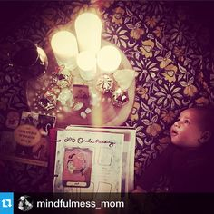 What an absolutely precious photo @mindfulmess_mom!