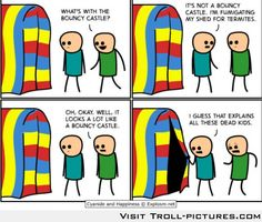 My favorite comic from Cyanide and Happiness