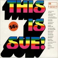 This Is Sue! Top Albums, Music Albums, Rollin Stones, Island Records, Soul Music, Motown, Pop Rocks, Lps, Album Covers