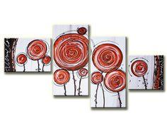 Pitypangok vászonkép 130x70 cm 27200 Ft