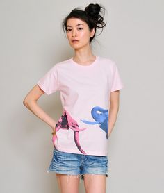Elephant Friends graniph  #fashion #japanesefashion