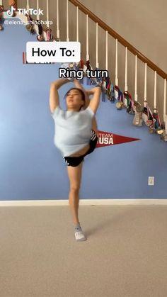 Gymnastics For Beginners, Gymnastics Tricks, Gymnastics Skills, Gym Workout For Beginners, Gym Workout Tips, Workout Videos, Flexibility Dance, Gymnastics Flexibility, Acrobatic Gymnastics