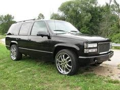 Cool Chevrolet 2017 - chevrolet tahoe on 22s .. 1998 (Coos Bay) $1500: < image 1 of 1 > 1998 che... Check more at http://24cars.tk/my-desires/chevrolet-2017-chevrolet-tahoe-on-22s-1998-coos-bay-1500-image-1-of-1-1998-che/