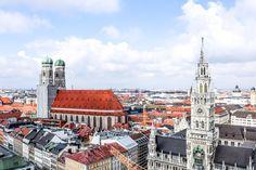 Entspannt frühstücken mit Panoramablick, Kultur entdecken und abends Bier trinken – das ist ein Wochenende in München. Hier gibt's unsere besten Tipps!