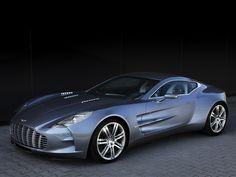 2009 Aston Martin One-77