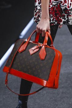 LV in carry-on sizes because would you really check your LV bags and expect to receive them back? (Unless by private plane, of   course )