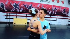 Dance Moms- Maddie & Gino kiss Oh my god I feel so sorry for Gino he looked so upset and he is kinda cute :( :) I can't believe that Maddie ran of how does she not like him!?!?!?!? WHO AGREES WITH ME?