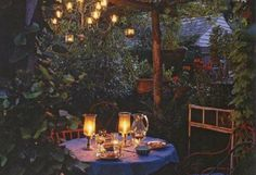 Garden Intimacy
