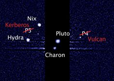 Pluto May Soon Have a Moon Named Vulcan