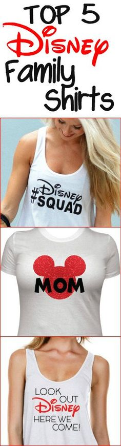 Love all of these Disney Family Shirts for a Family Vacation!! Whether you are going with just hubby and the kids or the entire extended family!  Great for family photos in Disney!  They also offer quantity discounts!