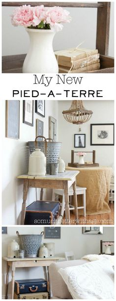 My New Pied-a-Terre | So Much Better With Age