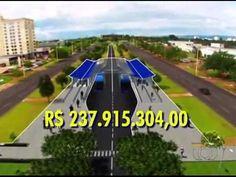 Ministério Público Federal pede suspensão do projeto do BRT. Bom Dia Toc...