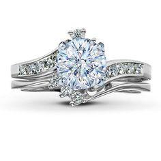 Colored Wedding Ring 14k Rose Gold Emerald Leaf And Vine By Naturesnouveau 799 00 Technicolor Dresses Pinterest