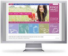 Kings Mall Website