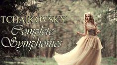 Tchaikovsky - Complete Symphonies (Rostropovich)
