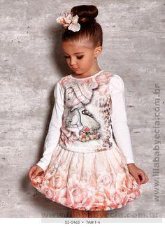 Meninas - Lila Baby e Cia Moda Infantil