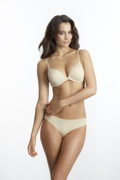I LOVE this bra.  If you want push-up this is your bra!!  Order up, sized small!