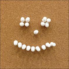 Cork Board Smiley In Retail – Fixtures Close Up Smiley, Cork, Retail, Button, Corks, Smileys, Sleeve, Buttons, Retail Merchandising