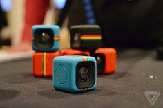 Cube , la nueva mini camara full HD de Polaroid