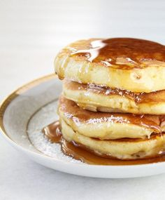 These simple and fluffy sour cream pancakes are delicious! They are easy to make and require little effort. I love Saturday morning breakfast. It seems like the only day of the week where my family…