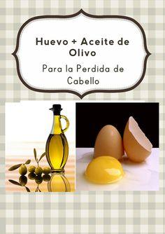 Huevo y aceite de oliva para la perdida de cabello HEALTHY and CRAFTY: MASCARILLA PARA EVITAR LA CAIDA DEL CABELLO