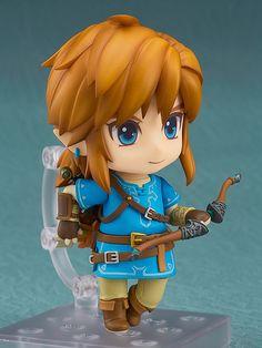 Une Nendoroid pour Link de Zelda - Breath of the Wild déjà annoncée !