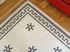 Image result for hex tile floor patterns