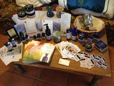 Neal's Yard Table Herbal Tinctures, Herbal Oil, Herbalism, Consultant Business, Independent Consultant, Felicity Brown, Neal's Yard, Neals Yard Remedies, Yard Party