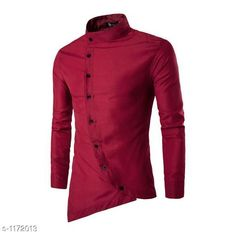Checkout this latest Shirts Product Name: *Classy Cotton Blend Shirt* Fabric: Cotton Blend Sleeve Length: Long Sleeves Pattern: Solid Multipack: 1 Sizes: M, L, XL, XXL Country of Origin: India Easy Returns Available In Case Of Any Issue   Catalog Rating: ★4.1 (6305)  Catalog Name: Myhra Trendy Cotton Blend Slim Fit Solid Shirts Vol 1 CatalogID_146292 C70-SC1206 Code: 364-1172013-8511