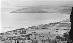 View from Arthurs Seat 1940s