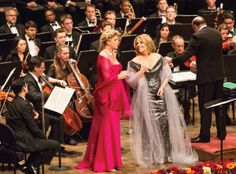 susan graham opera singer | tucker gala; graham and fleming at work with frizza on the lakme ...