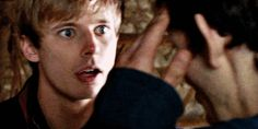 I love this gif. The best part is that I can't tell if this is Arthur or Bradley!