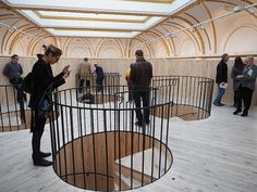 Photo report – Sensing Spaces, Architecture Reimagined at the ...