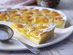 Aprikosen-Tarte mit Mandelcreme Rezept