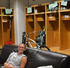 Defiantly want this in my house! Spartan Sports, Olympic Sports, Field Hockey, Division, Future House, Olympics, Lockers, College, Student
