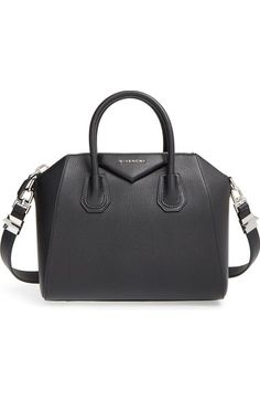 f7961bc12c3a Givenchy  Small Antigona  Sugar Leather Satchel available at  Nordstrom  Dust Bag