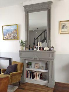 le manteau de foyer des airoldi moulure pinterest foyers. Black Bedroom Furniture Sets. Home Design Ideas