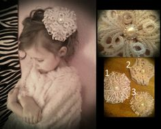 Hair Accessory- www.facebook.com/TheRavensNookBoutiqueShop