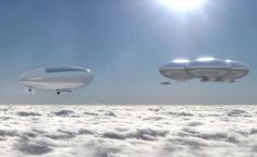 NASA's Cloud City for Venus  , - ,  NASA envisions a C... ,  #atmosphere #CloudCity #NASA #venus