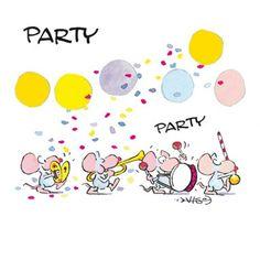 Party Leendert Jan Vis