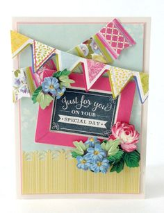 © Anna Griffin, Inc. Chalkboard Stamps!