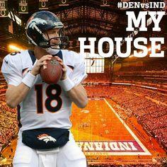 Peyton Manning My House