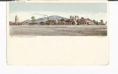 Vintage Postcard of The Alvarado, Albuquerque, New Mexico by COLLECTORSCENTER on Etsy