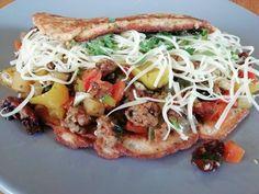 Lchf, Pesto, Sandwiches, Food, Essen, Meals, Paninis, Yemek, Eten