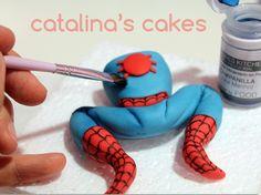 Catalina y Sacarina: Tarta Spiderman y... ¡¡Novedades!!