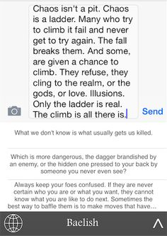 Game of Thrones keyboard app lets you troll your friends with hundreds of quotes