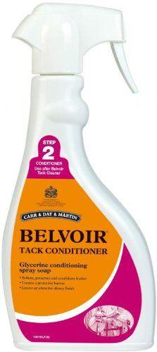 Belvoir step 2 tack conditioner - 500ml (Belvoir Lederpflege, 500ml)