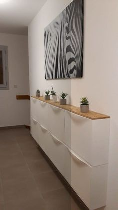 IKEA TRONES schoenenkast veranderd in een meubel  #Een #ikea #meubel #schoenenkast